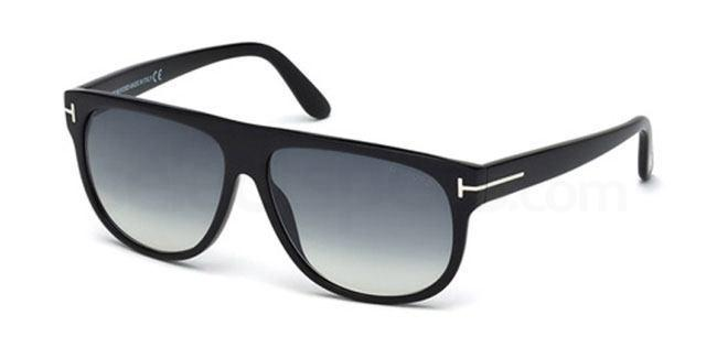 02N FT0375 Sunglasses, Tom Ford