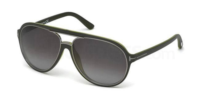 98B FT0379 Sunglasses, Tom Ford