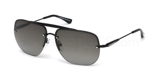 02B FT0380 Sunglasses, Tom Ford