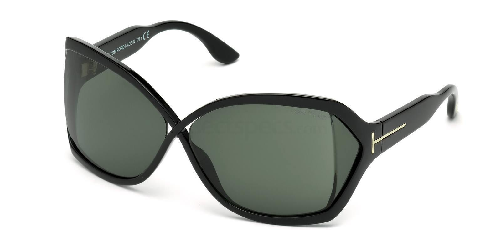 01N FT0427 Sunglasses, Tom Ford
