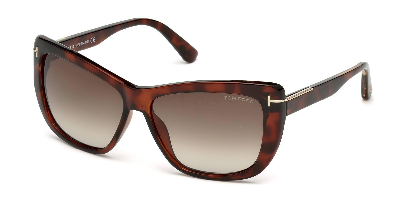 52K FT0434 Sunglasses, Tom Ford