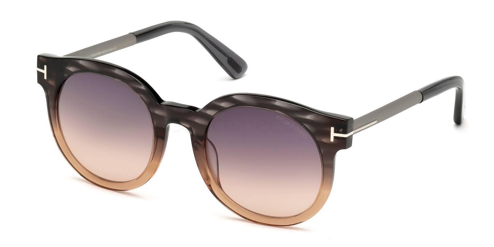 20B FT0435 Sunglasses, Tom Ford