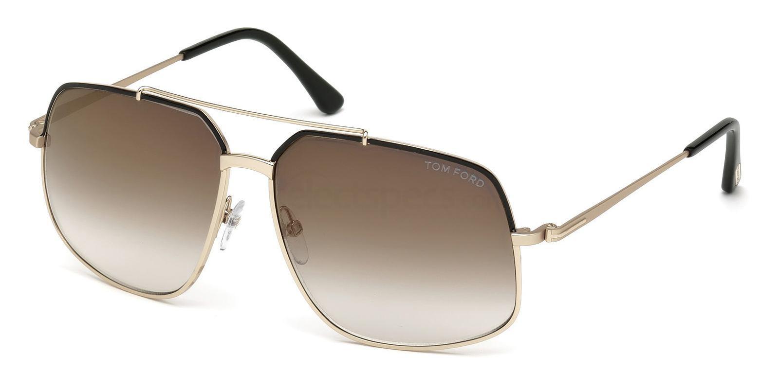 01G FT0439 Sunglasses, Tom Ford