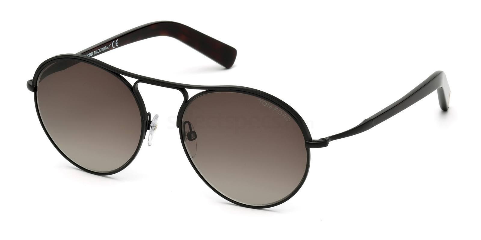 05K FT0449 Sunglasses, Tom Ford