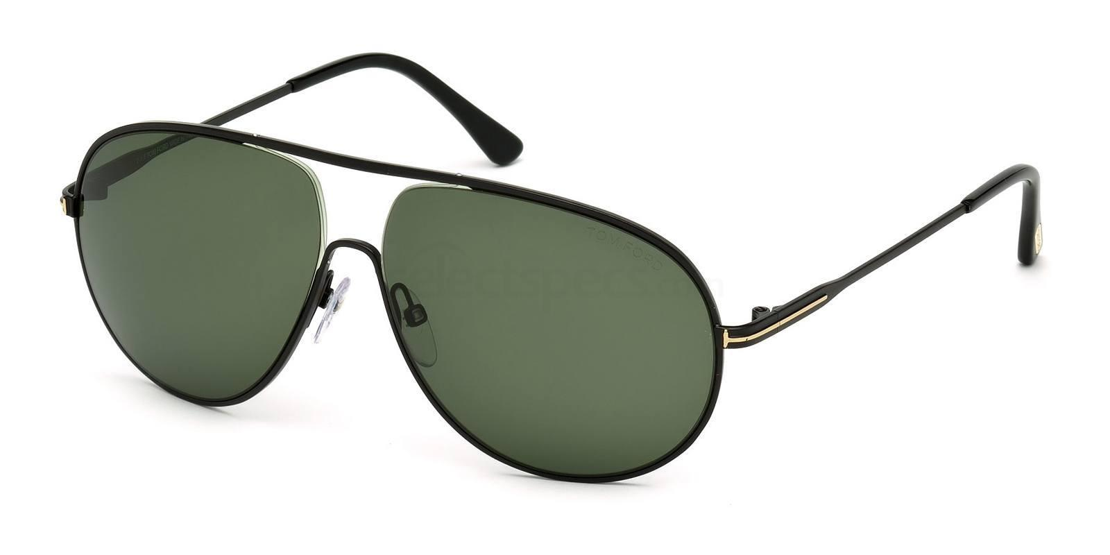 02N FT0450 Sunglasses, Tom Ford
