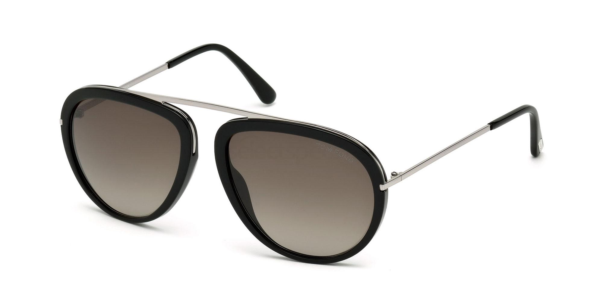 01K FT0452 Sunglasses, Tom Ford