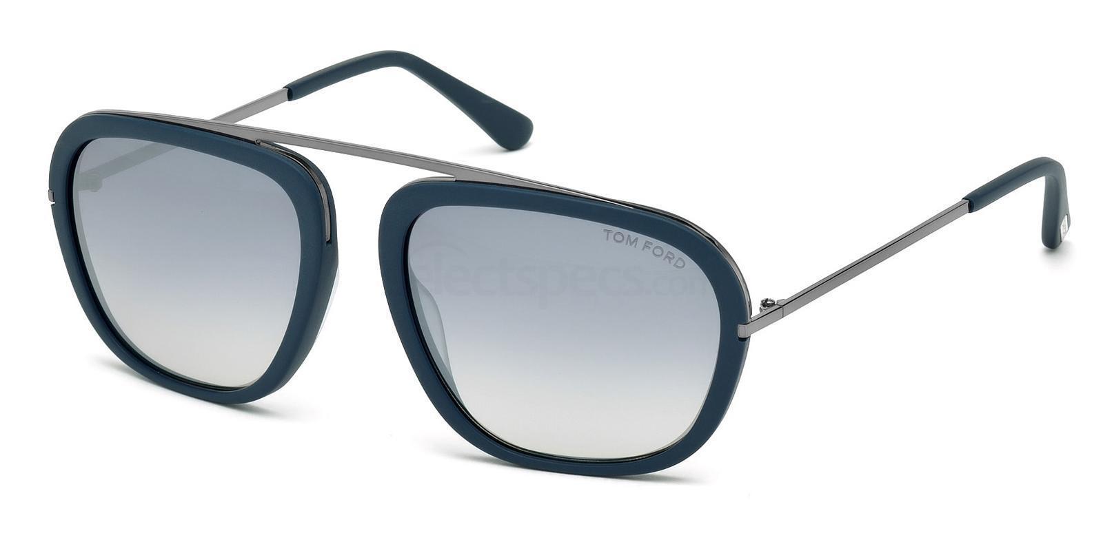 88C FT0453 Sunglasses, Tom Ford