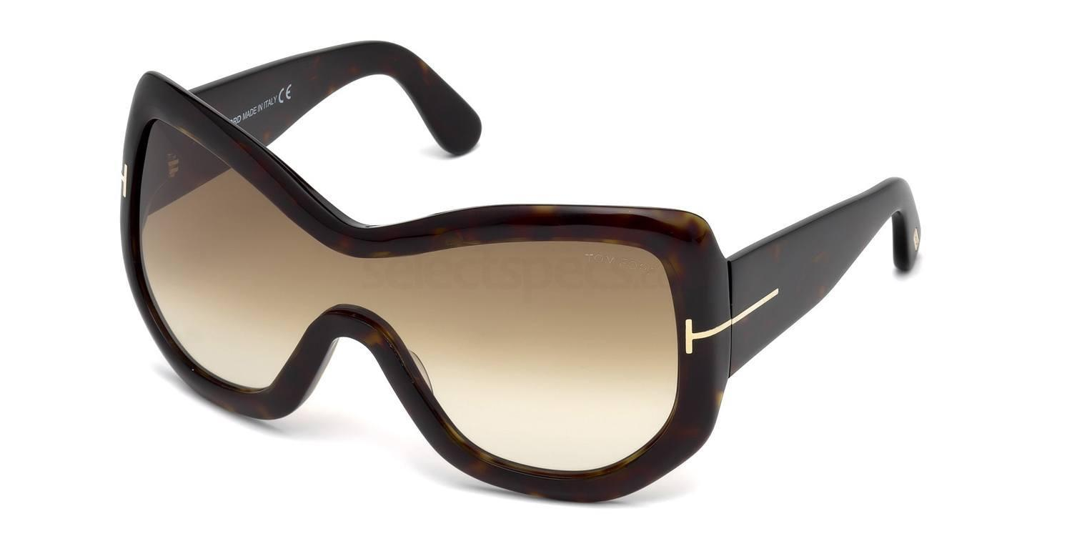 Tom Ford FT0456 sunglasses at SelectSpecs