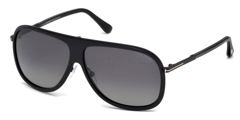 01D FT0462 Sunglasses, Tom Ford