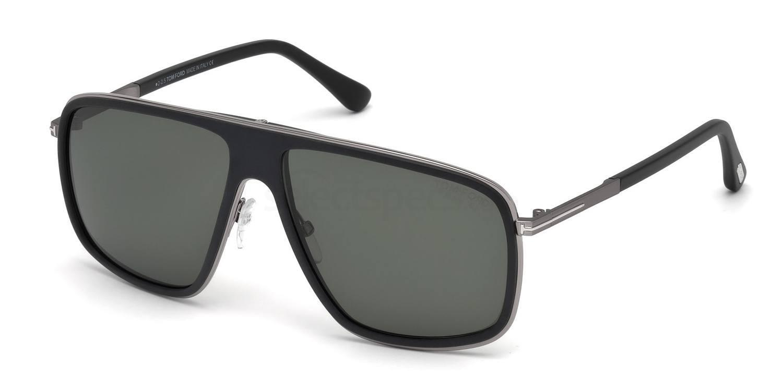 02R FT0463 Sunglasses, Tom Ford