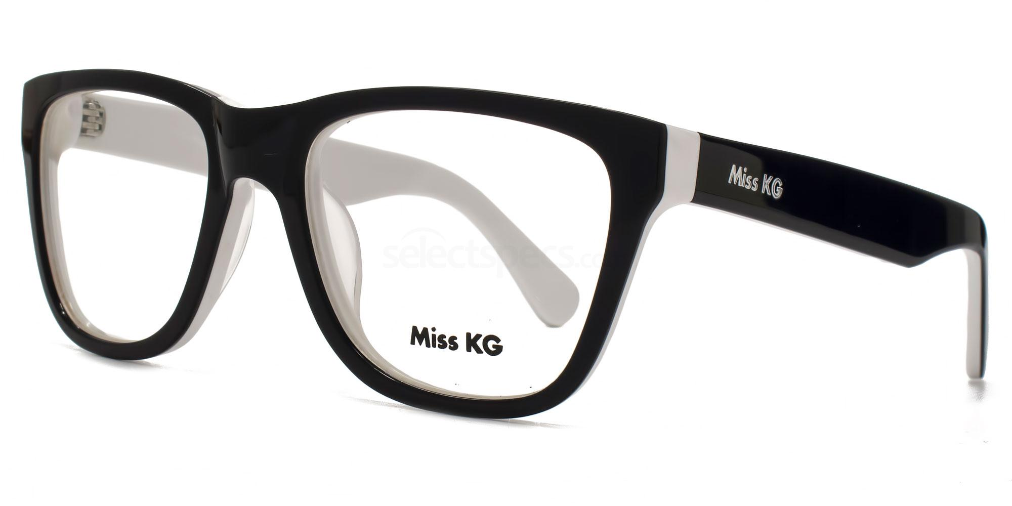 BLK MKGS001 Glasses, Miss KG