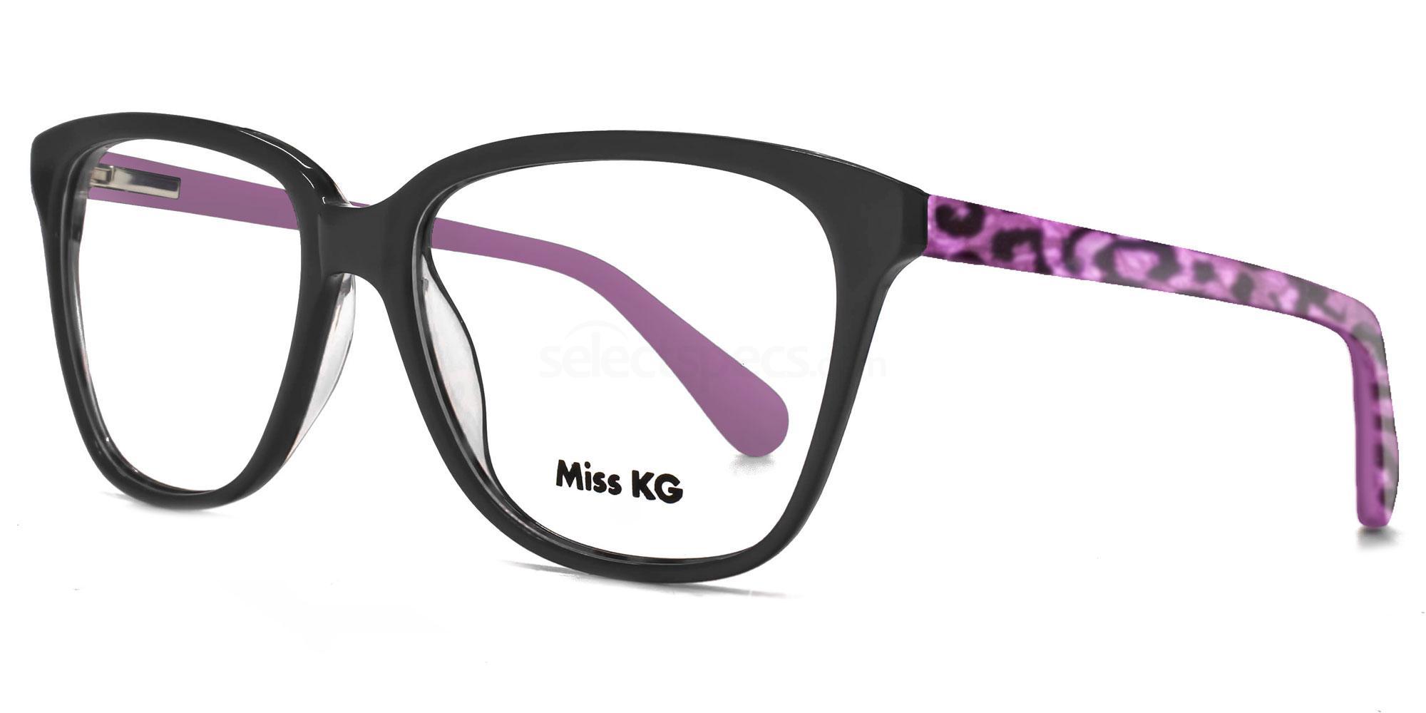 BLK MKGS003 Glasses, Miss KG