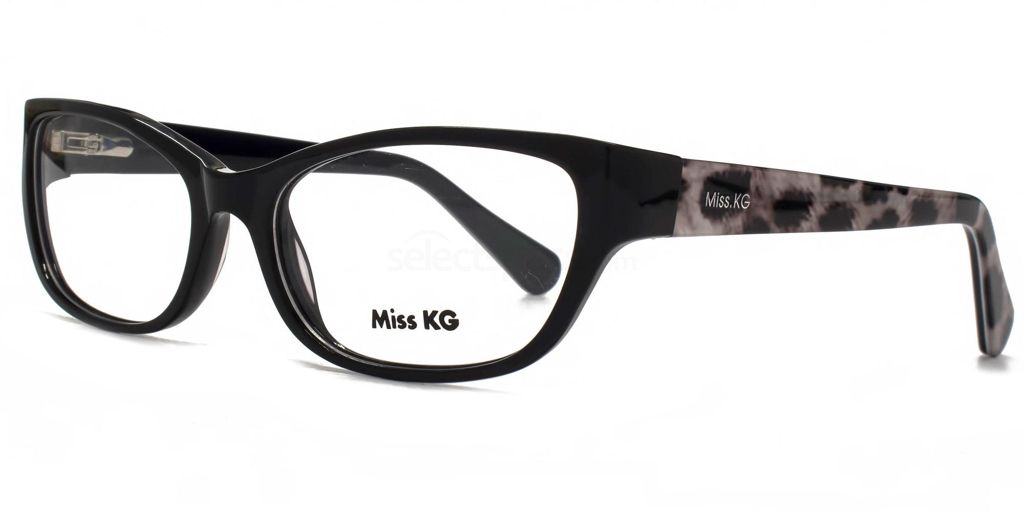 BLK MKGS004 Glasses, Miss KG