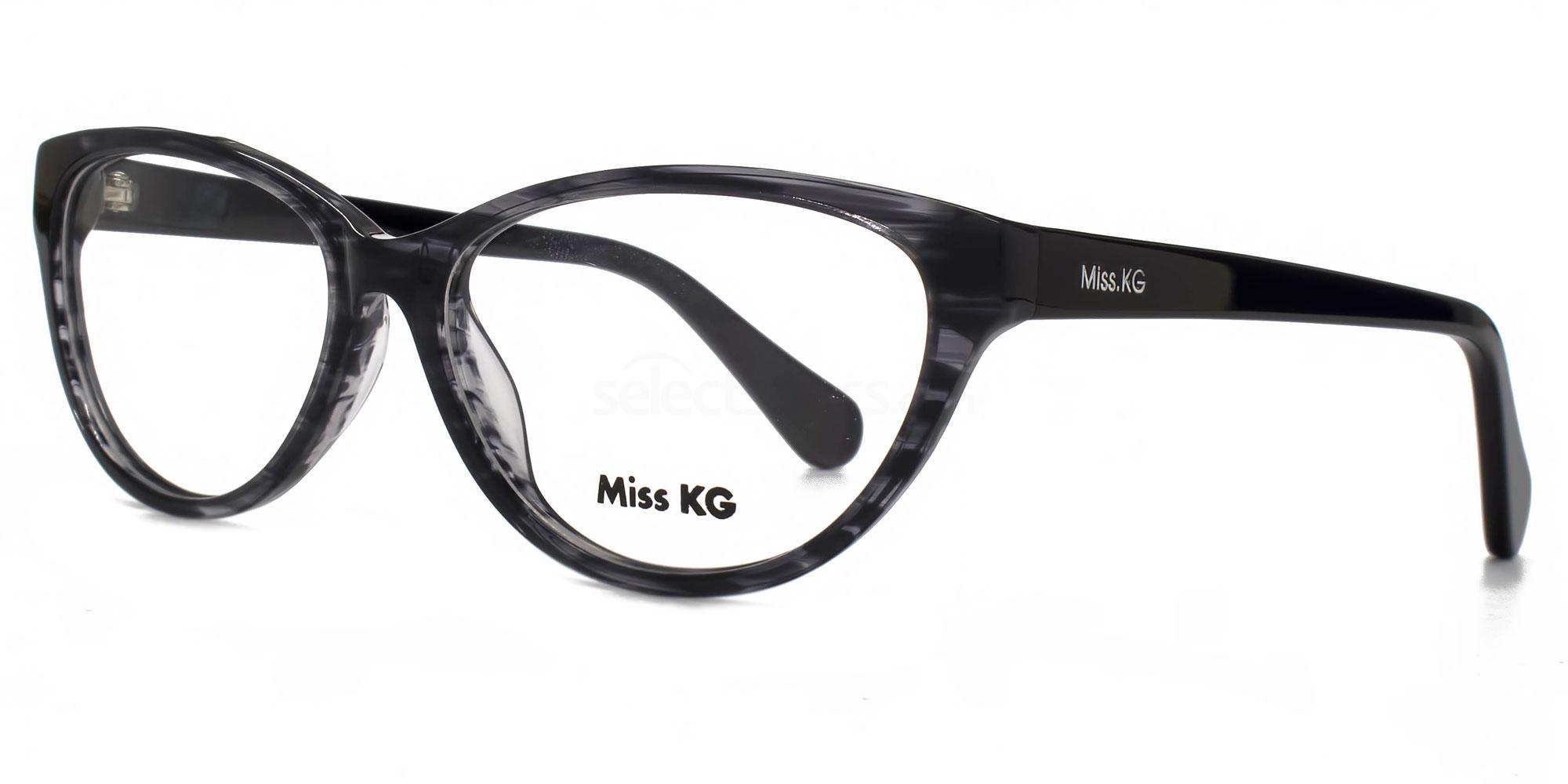 GRY MKGS007 Glasses, Miss KG