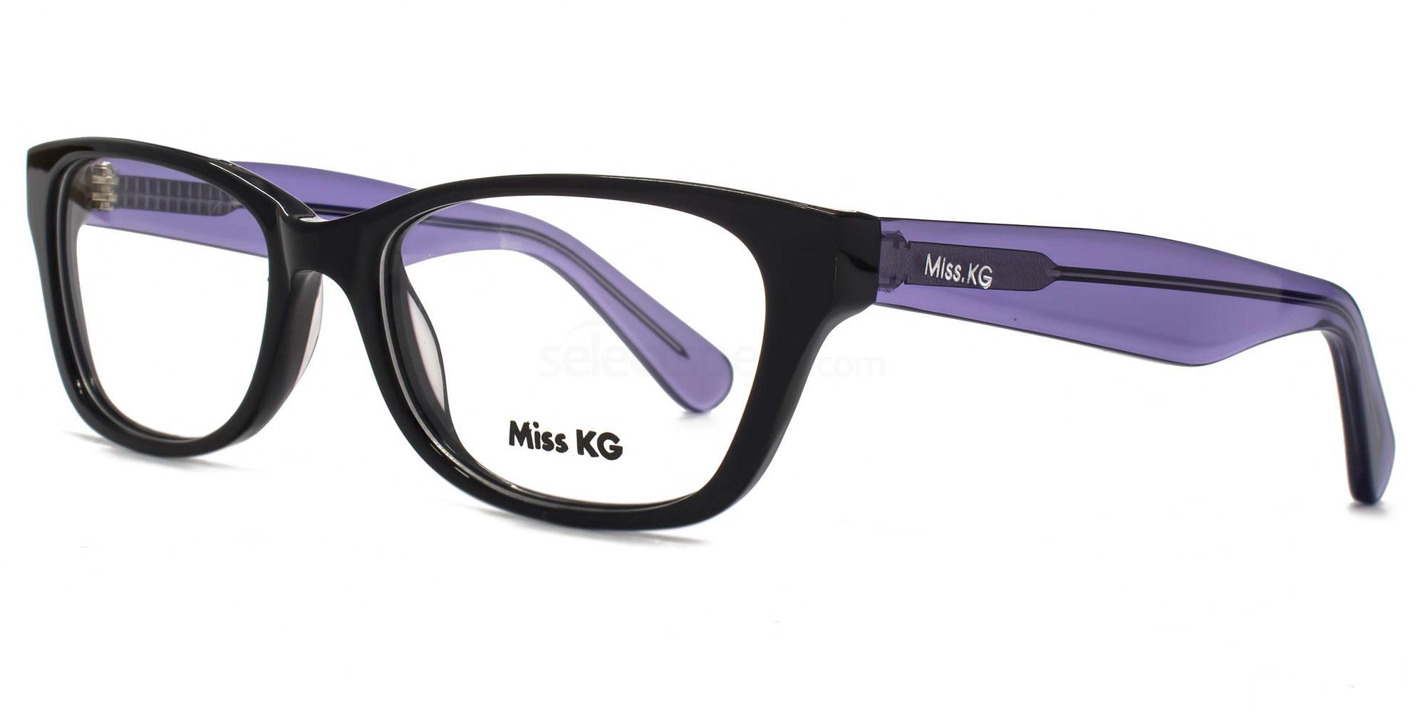 BLK MKGS008 Glasses, Miss KG