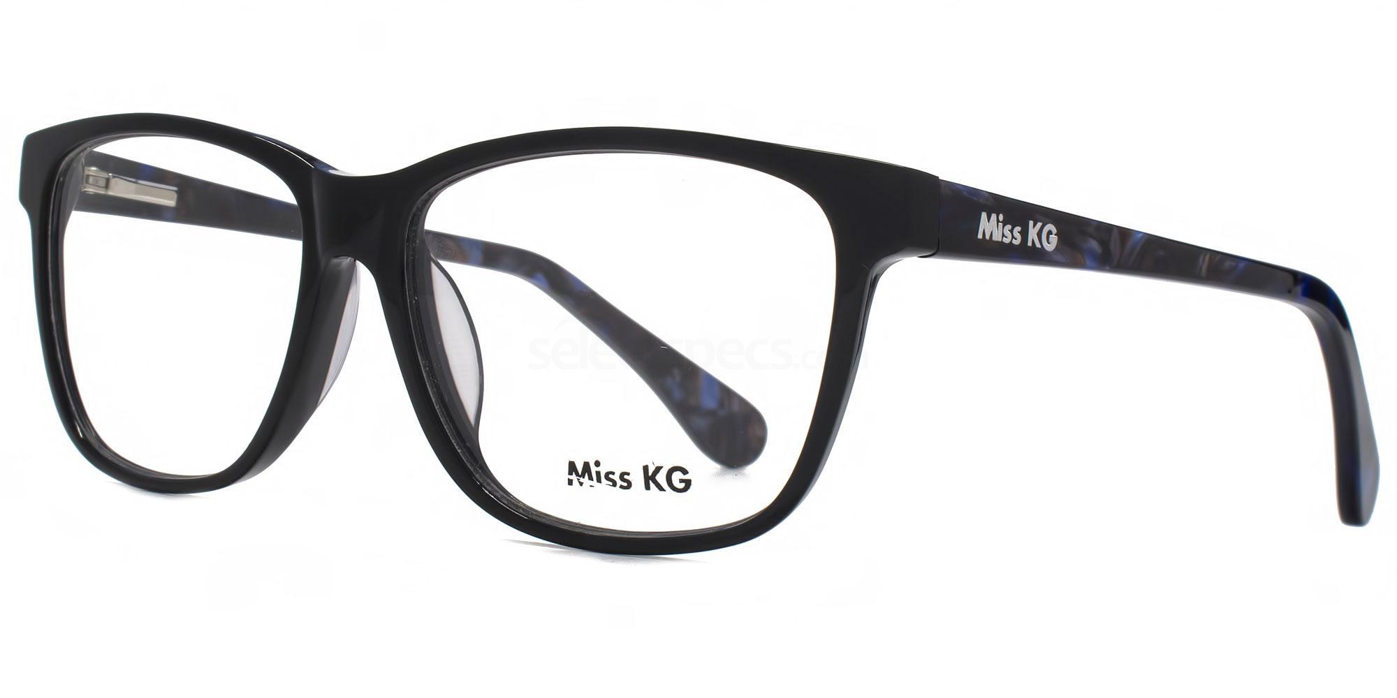 BLK MKGS014 - Izzi Glasses, Miss KG