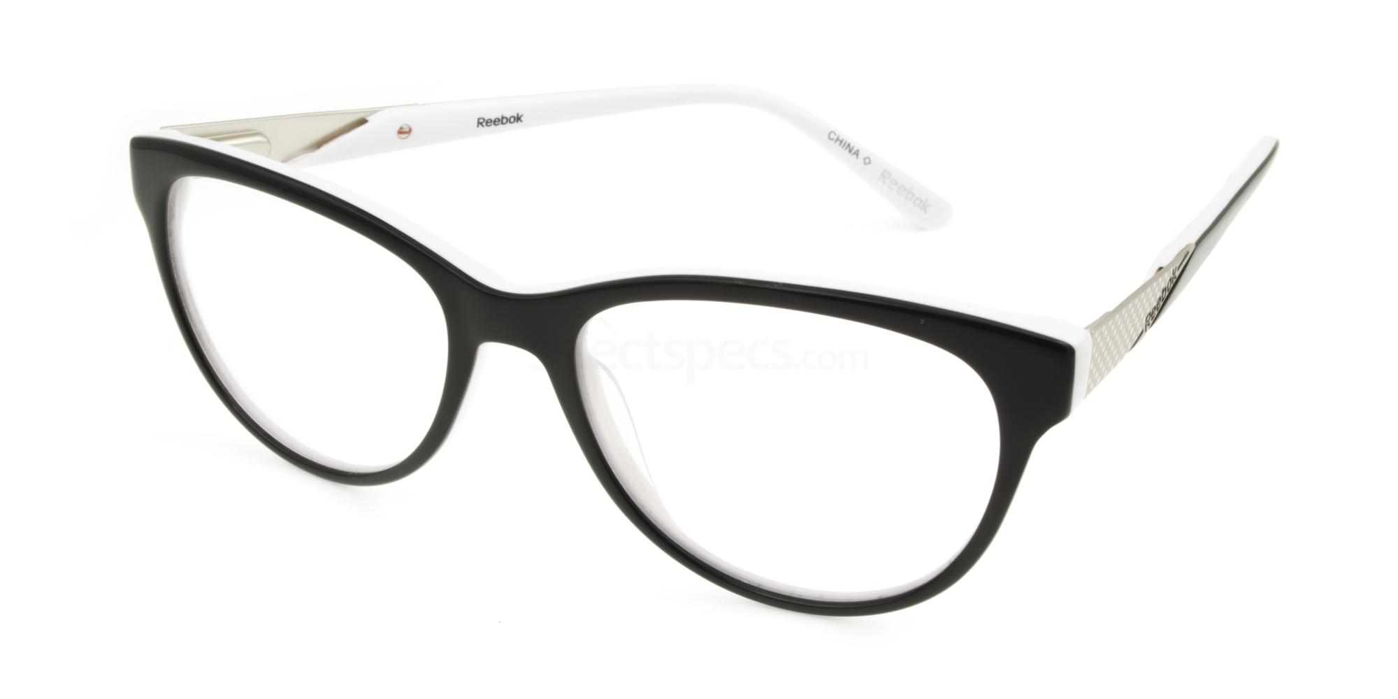 BLK R6014 Glasses, Reebok