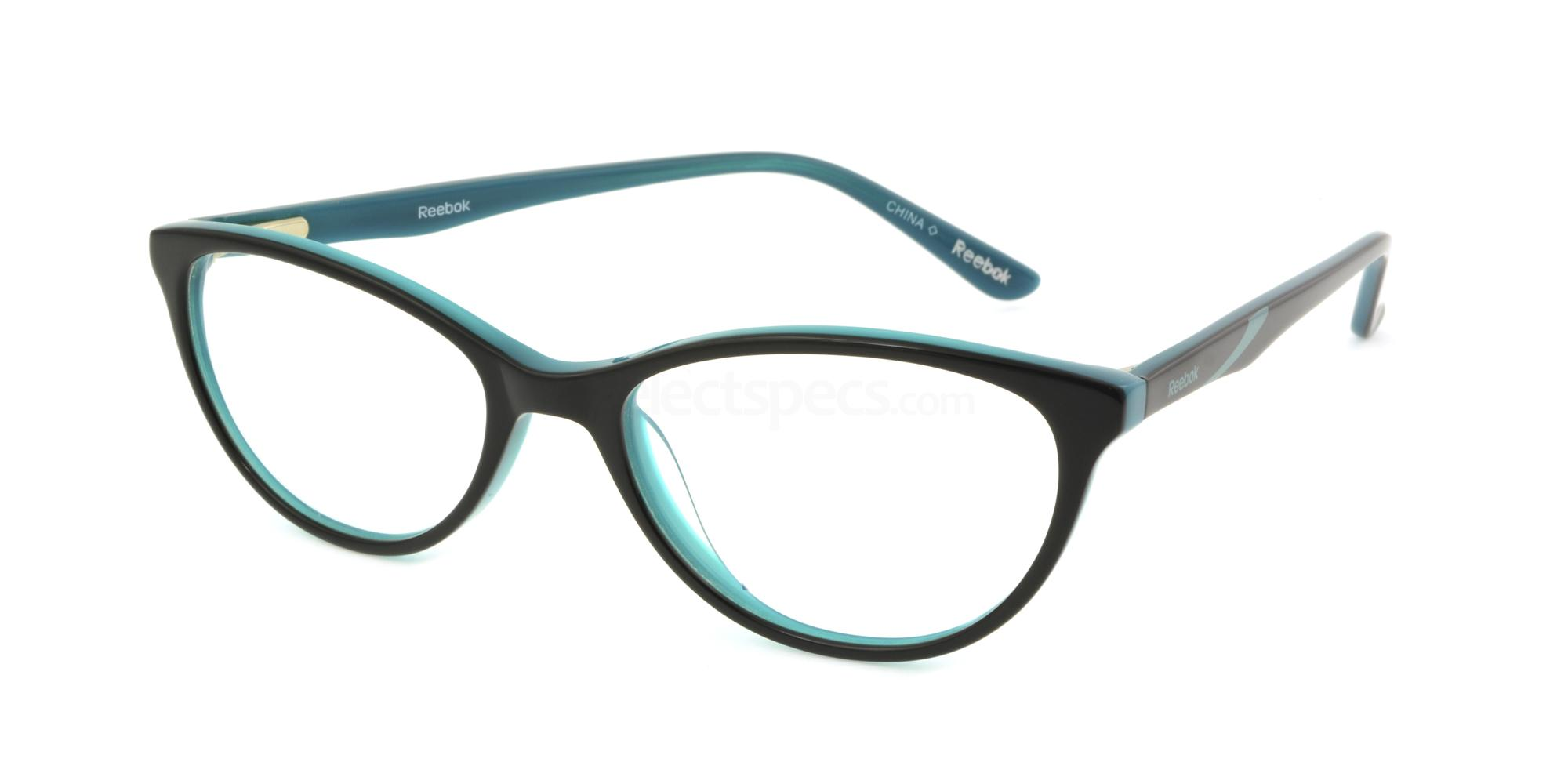 BLK RB8010 Glasses, Reebok