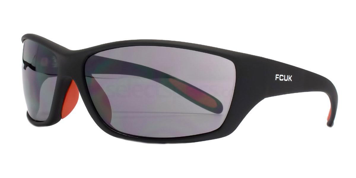 stylish men's cycling sunglasses FCUK