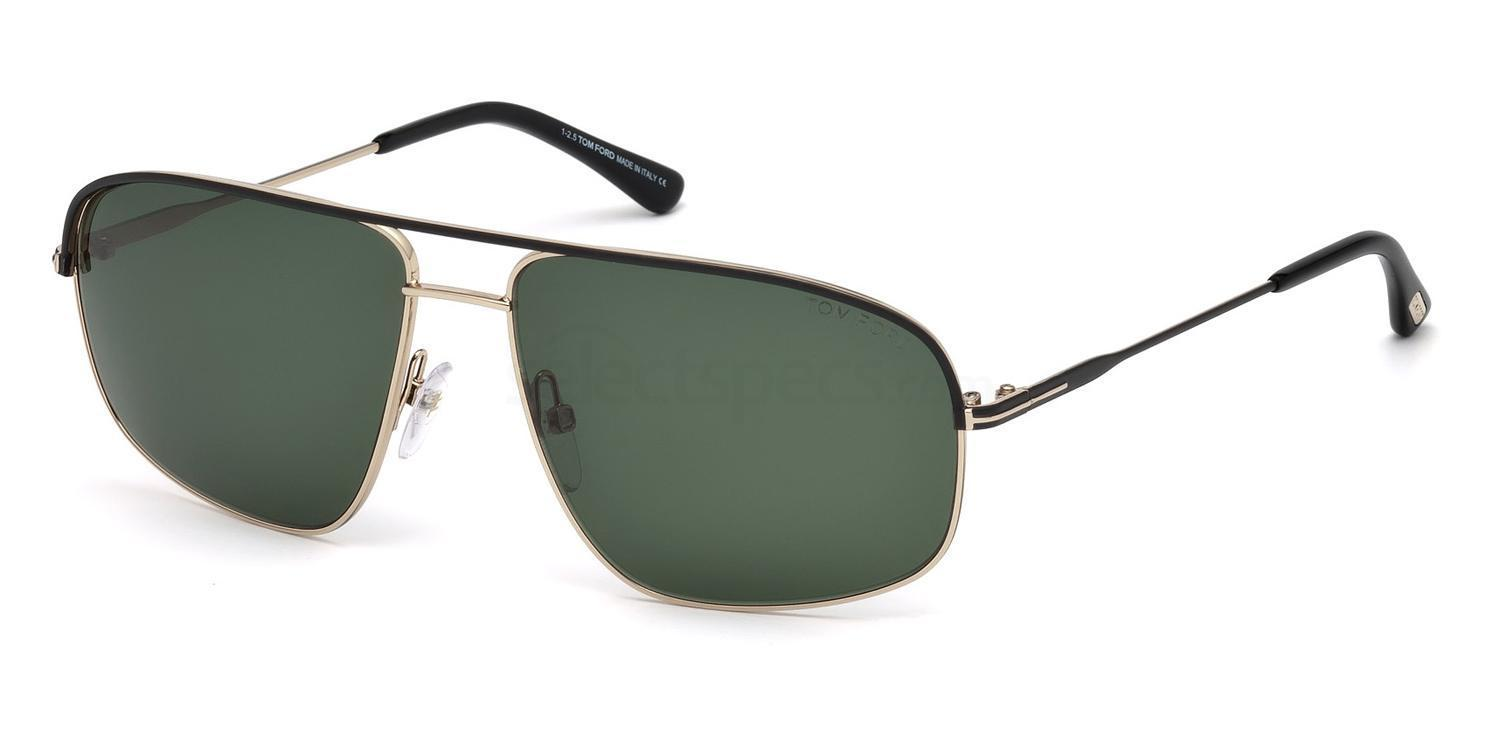 02N FT0467 Sunglasses, Tom Ford