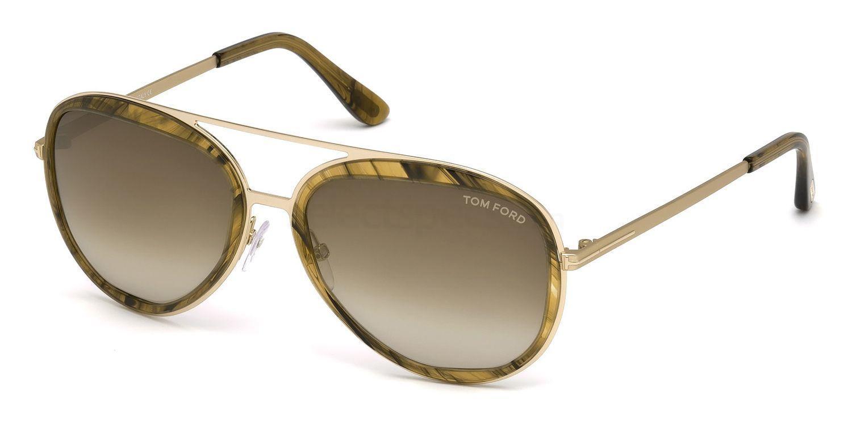 41K FT0468 Sunglasses, Tom Ford