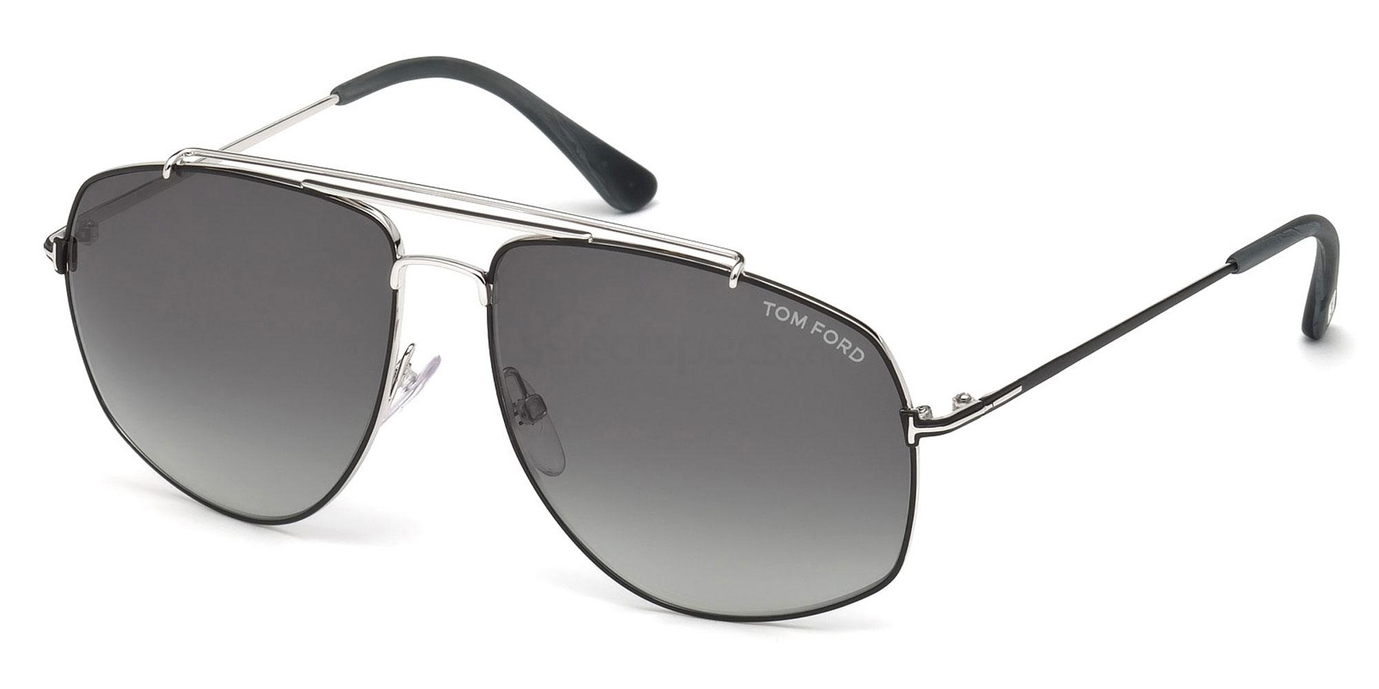 18A FT0496 Sunglasses, Tom Ford