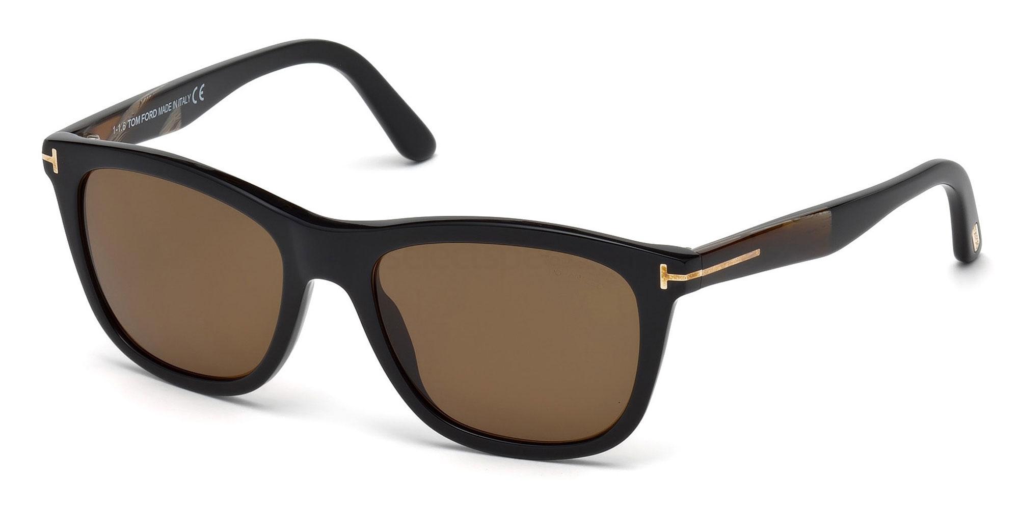 01H FT0500 Sunglasses, Tom Ford