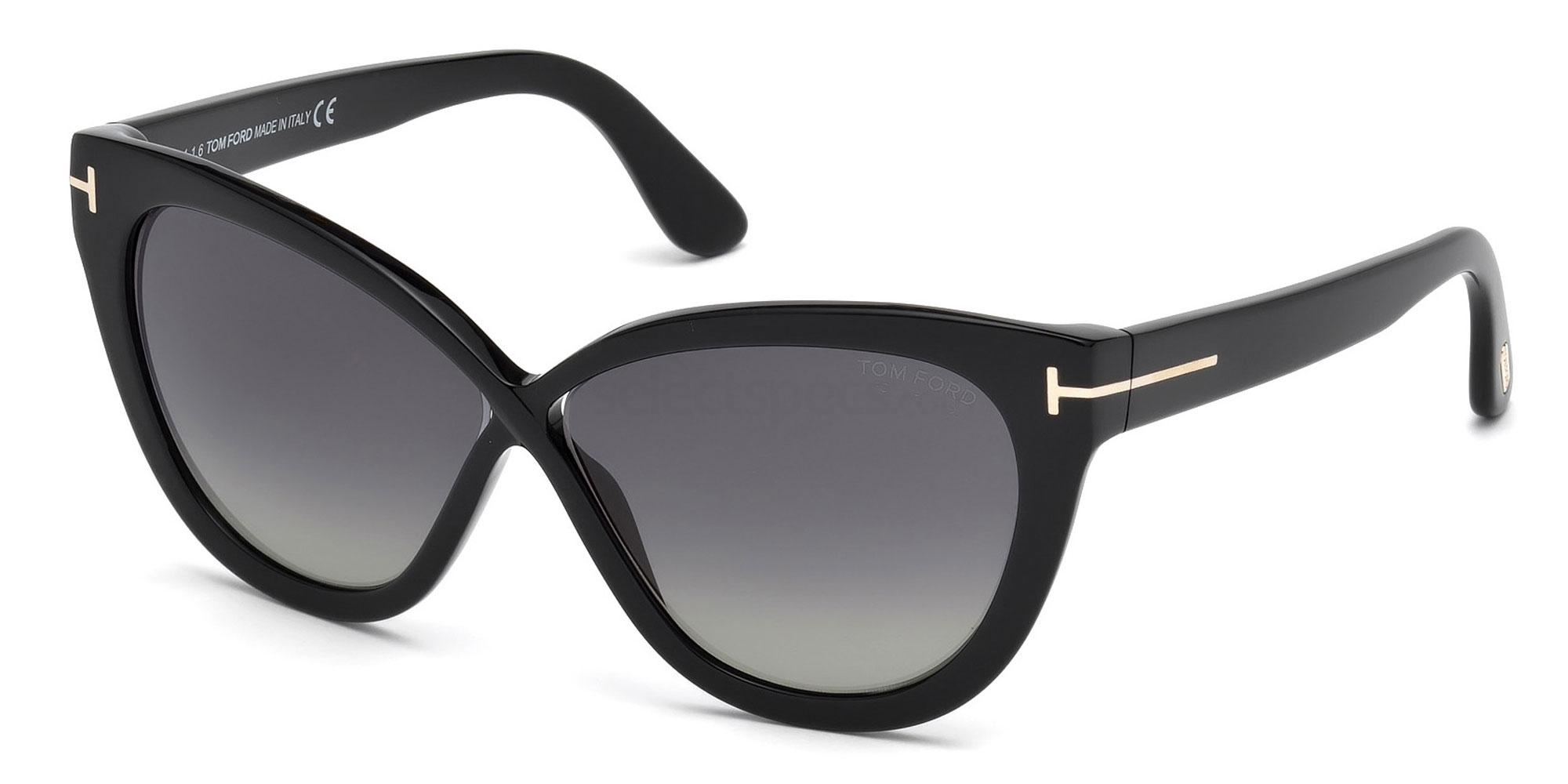 01D FT0511 Sunglasses, Tom Ford