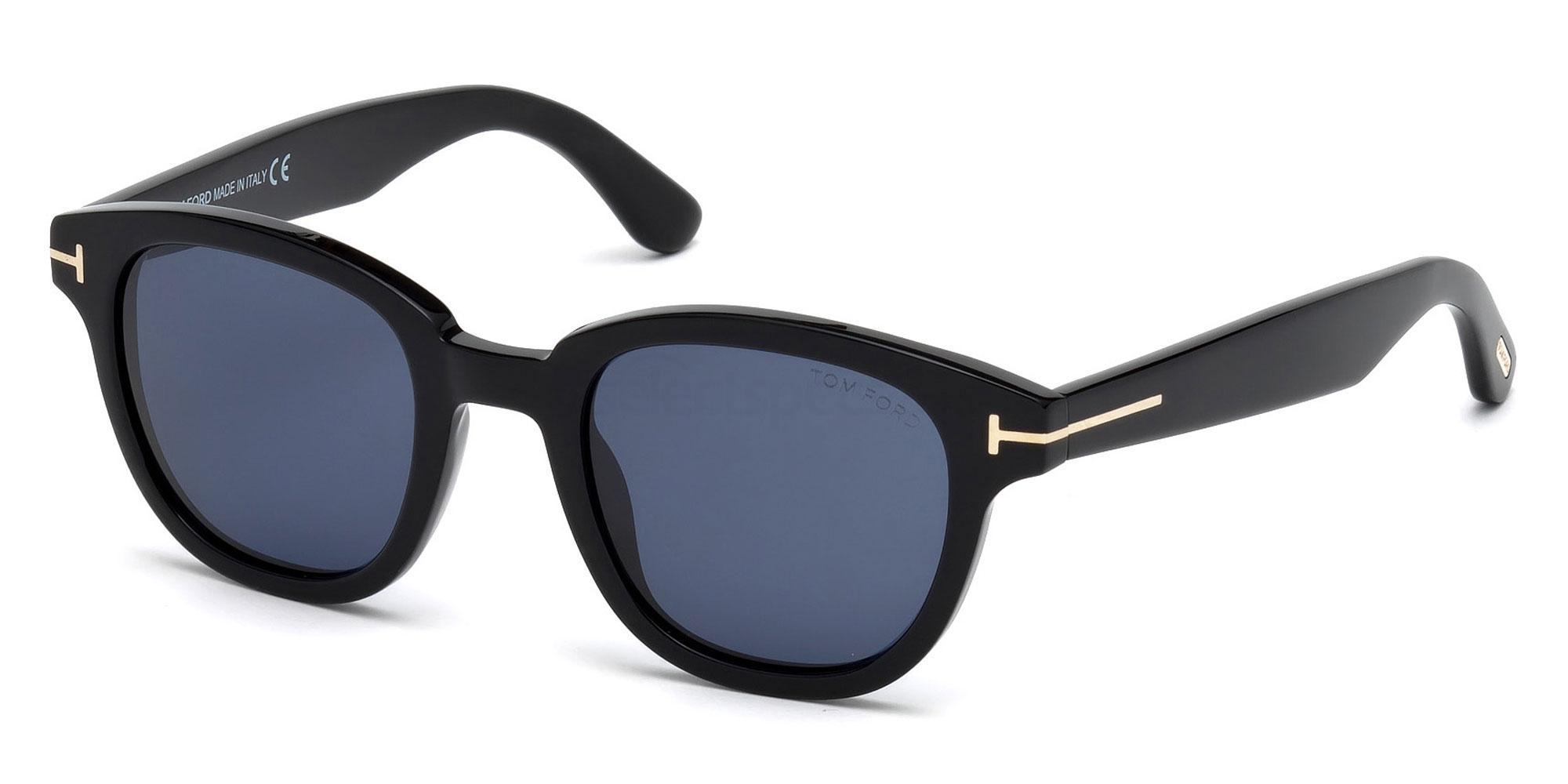 01V FT0538 Sunglasses, Tom Ford