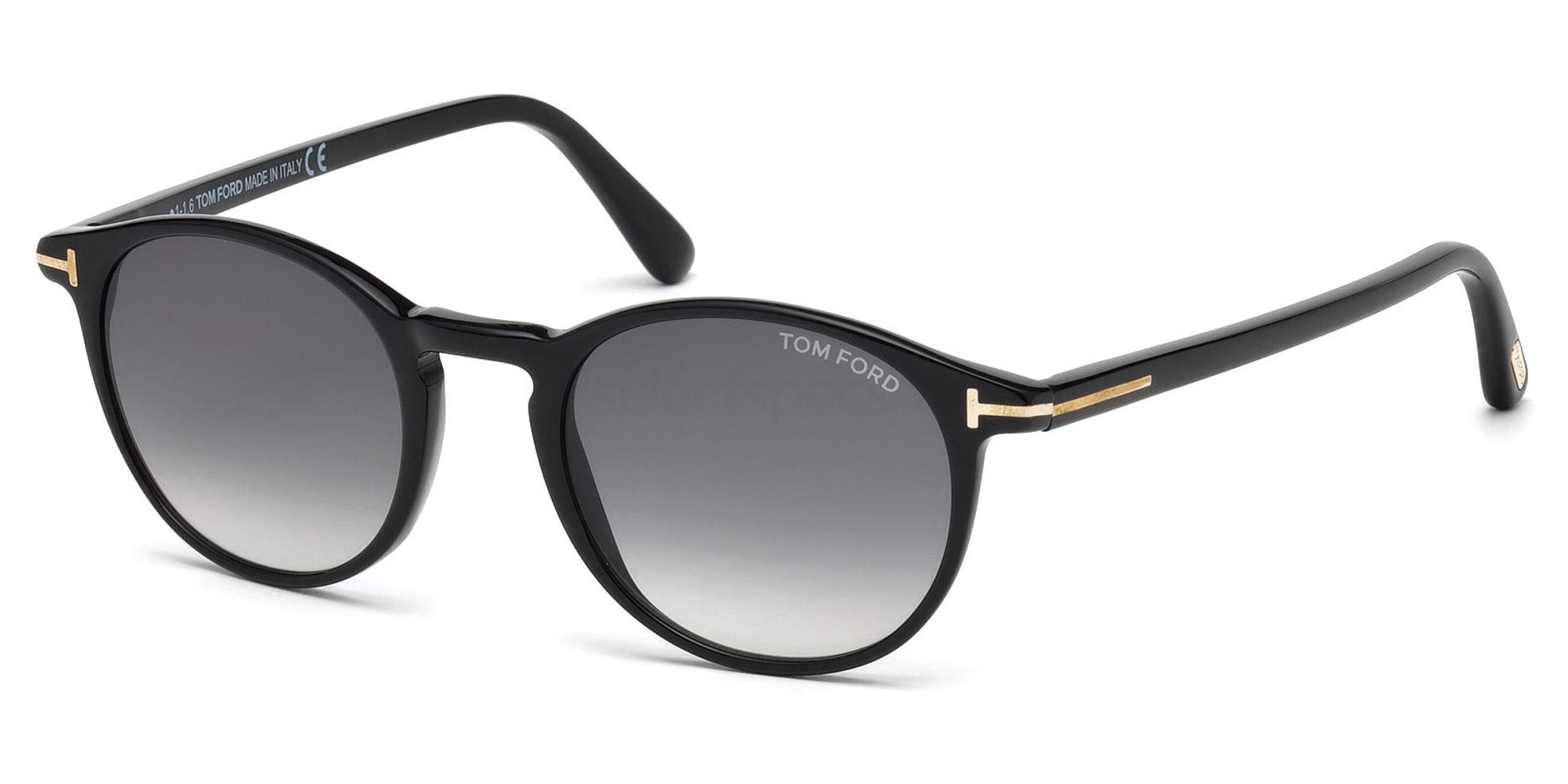 01B FT0539 Sunglasses, Tom Ford