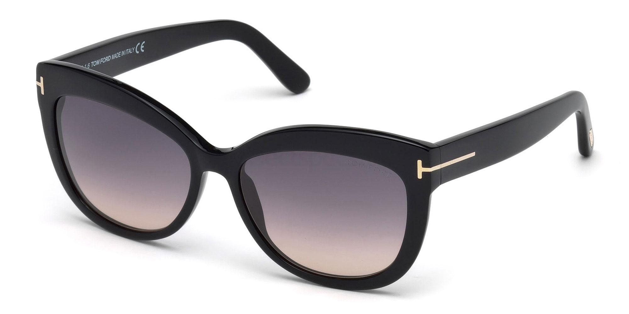 01B FT0524 Sunglasses, Tom Ford