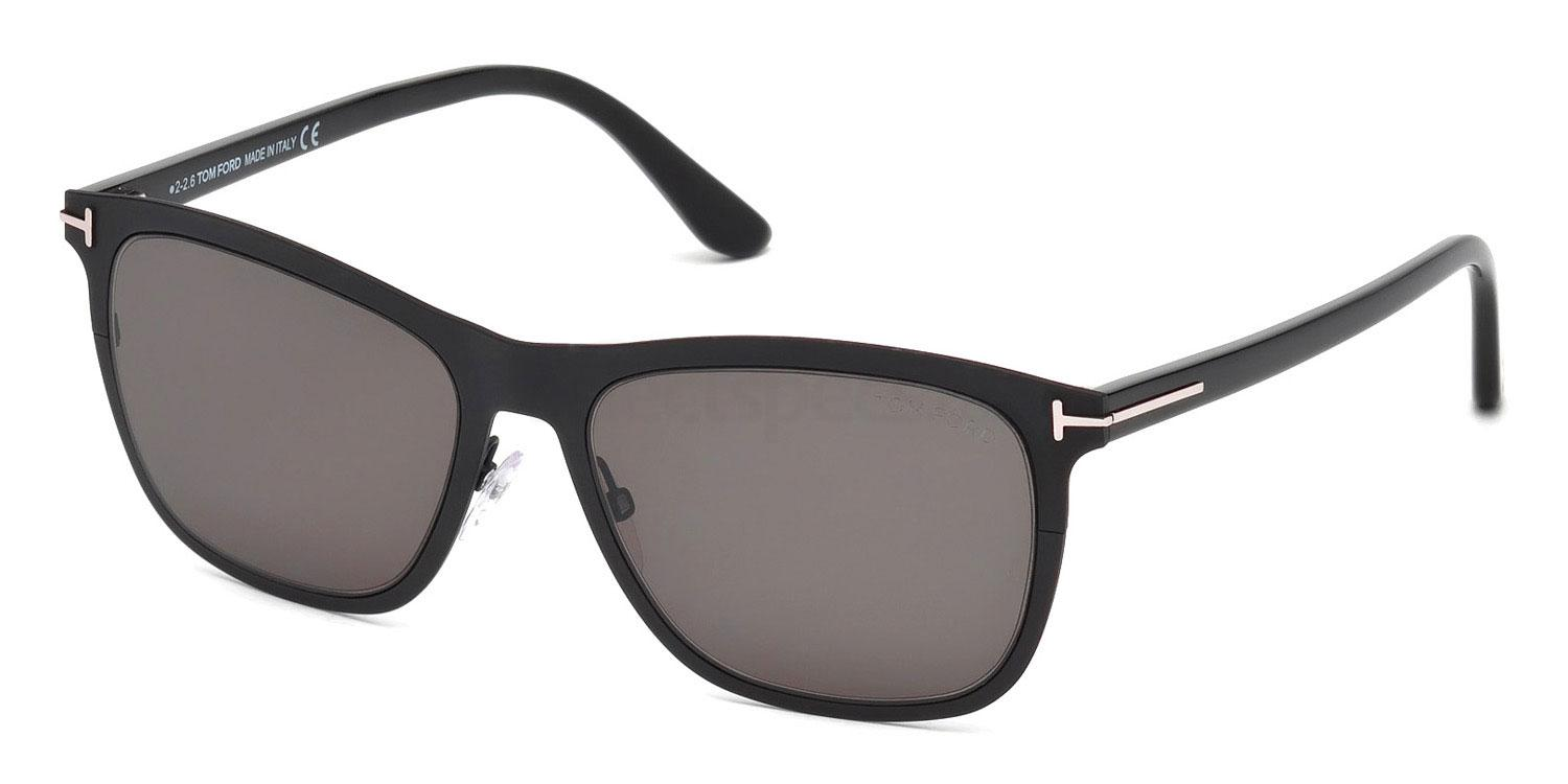 02A FT0526 Sunglasses, Tom Ford