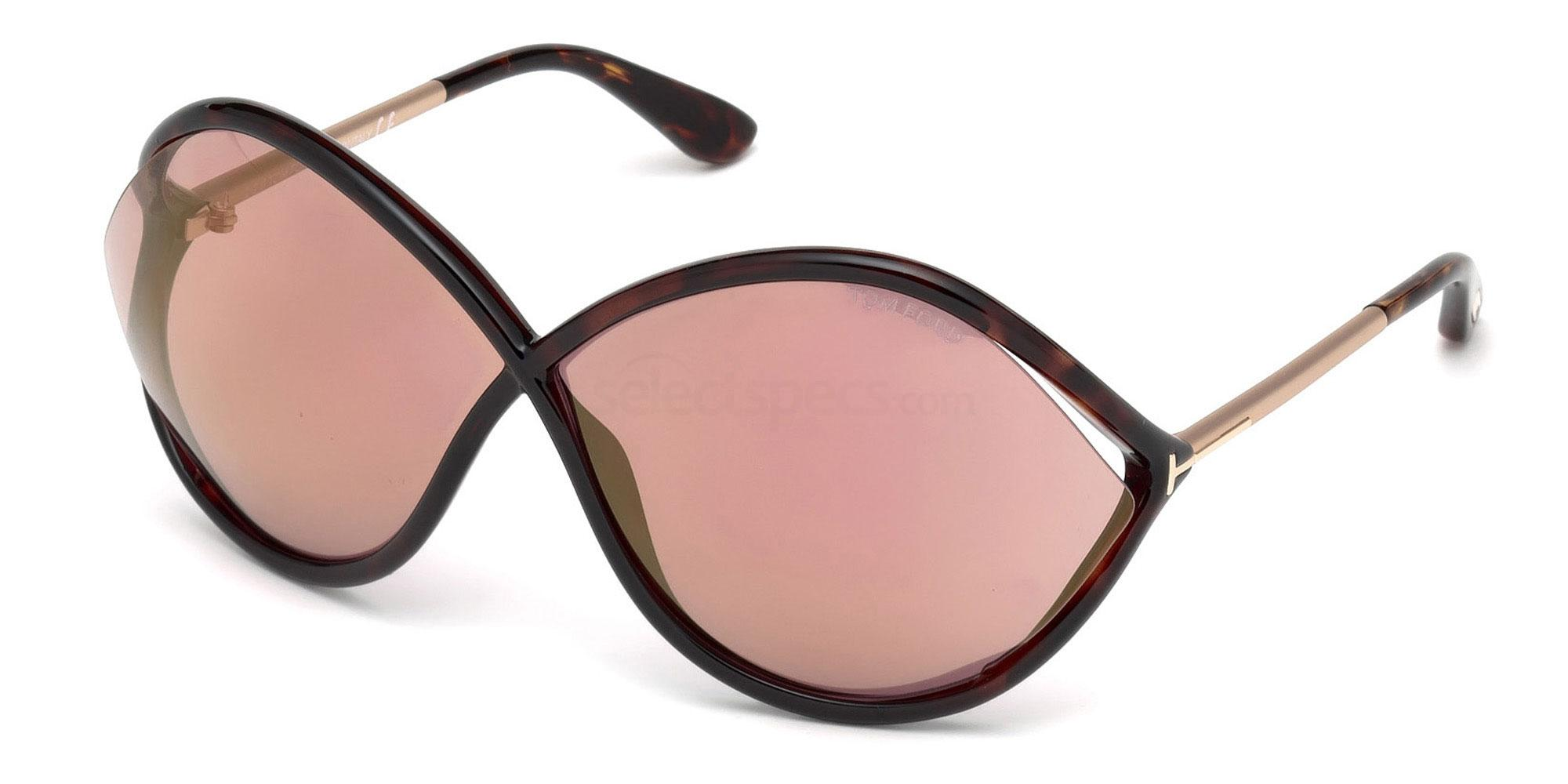 52Z FT0528 Sunglasses, Tom Ford