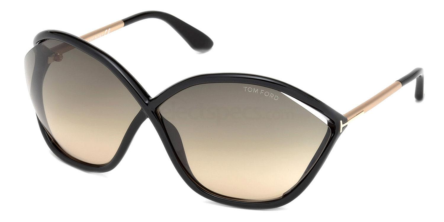01B FT0529 Sunglasses, Tom Ford
