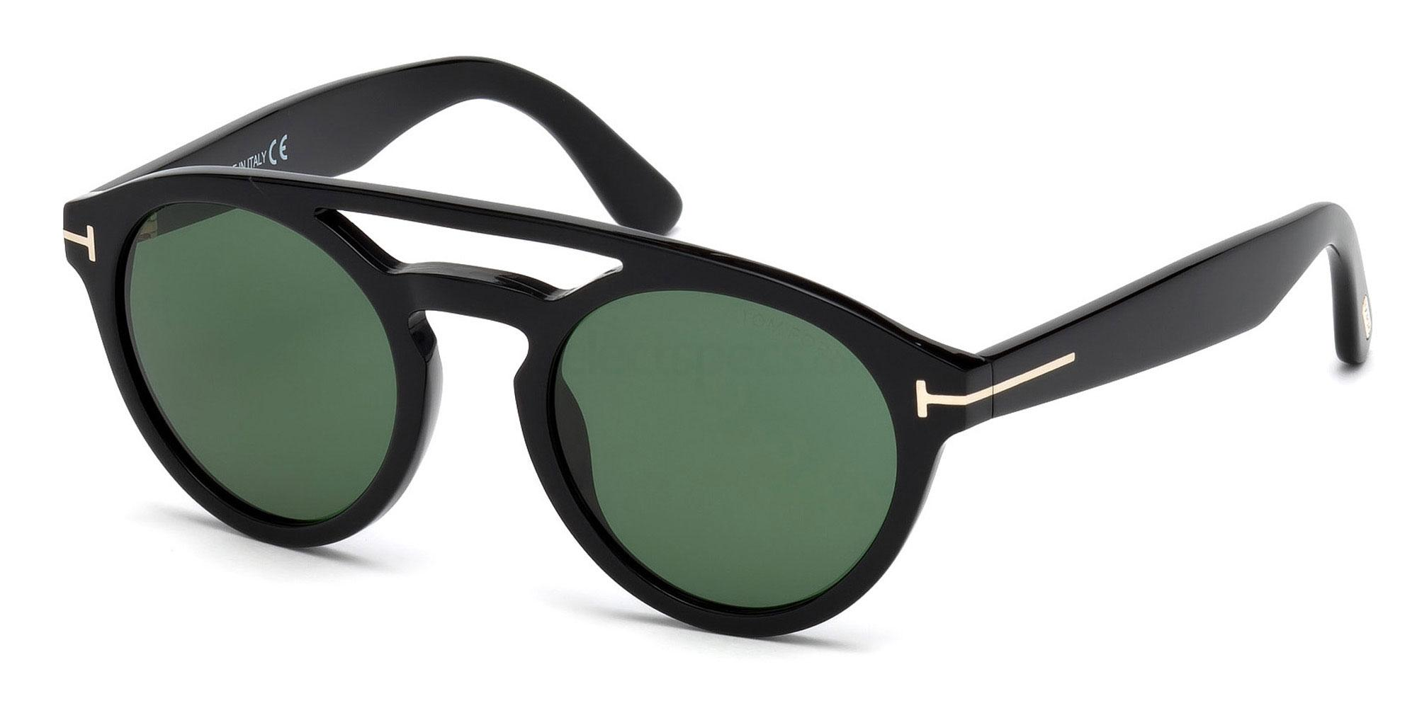 01N FT0537 Sunglasses, Tom Ford