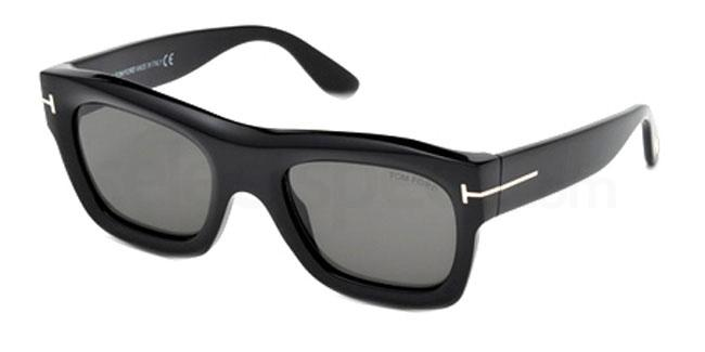 01A FT0558 Sunglasses, Tom Ford