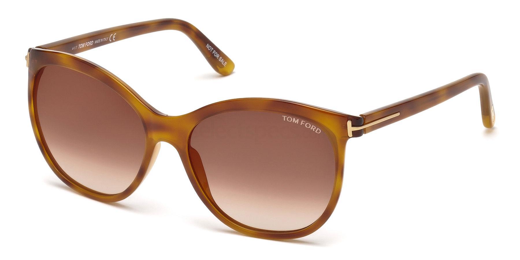 53G FT0568 Sunglasses, Tom Ford