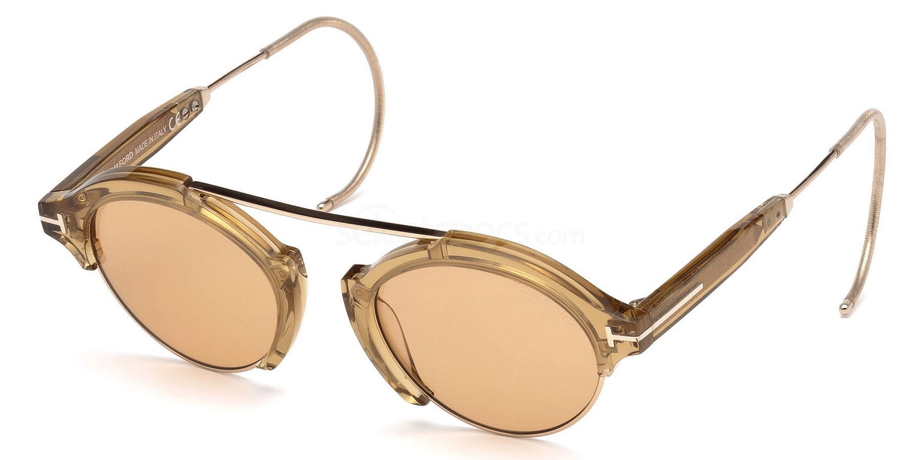 45E FT0631 Sunglasses, Tom Ford