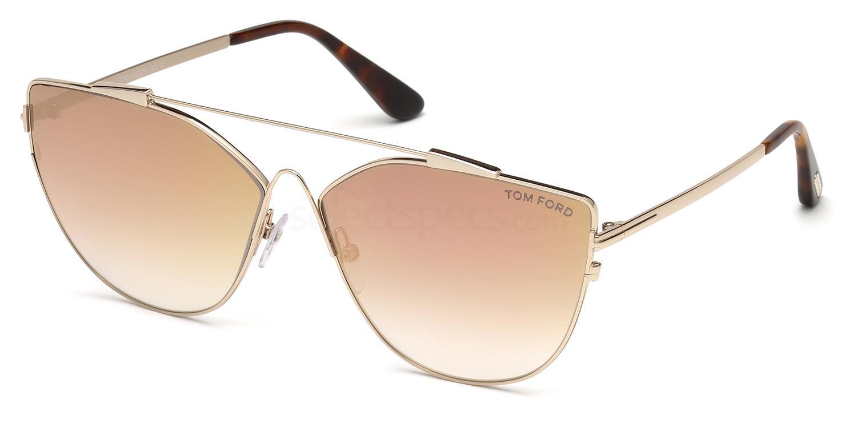 33G FT0563 Sunglasses, Tom Ford