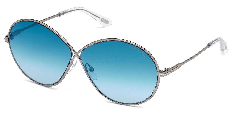 14X FT0564 Sunglasses, Tom Ford