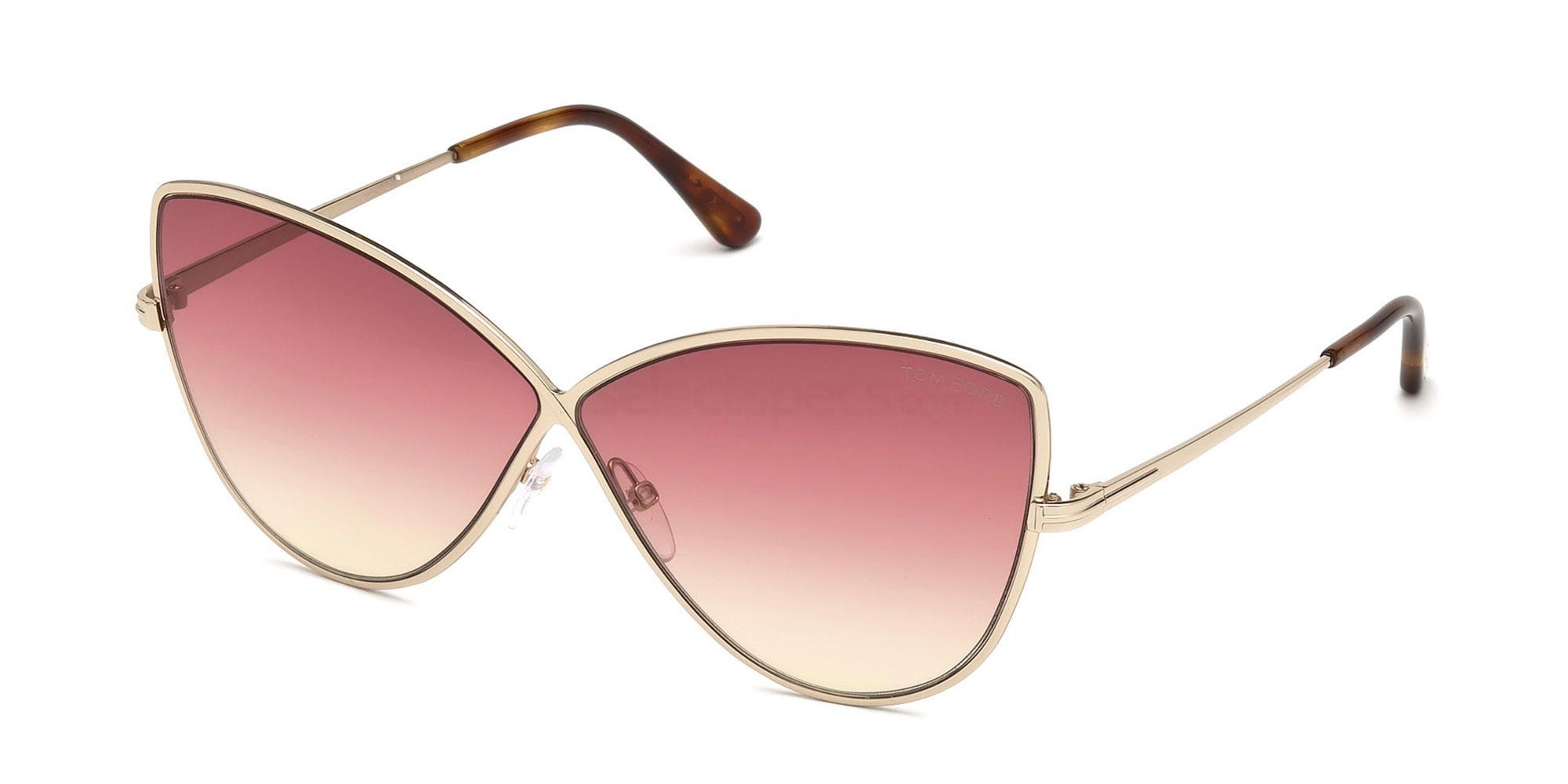 28T FT0569 Sunglasses, Tom Ford