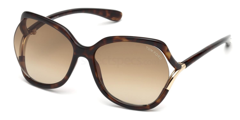 52F FT0578 Sunglasses, Tom Ford
