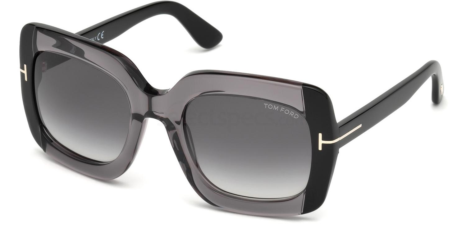 20B FT0580 Sunglasses, Tom Ford