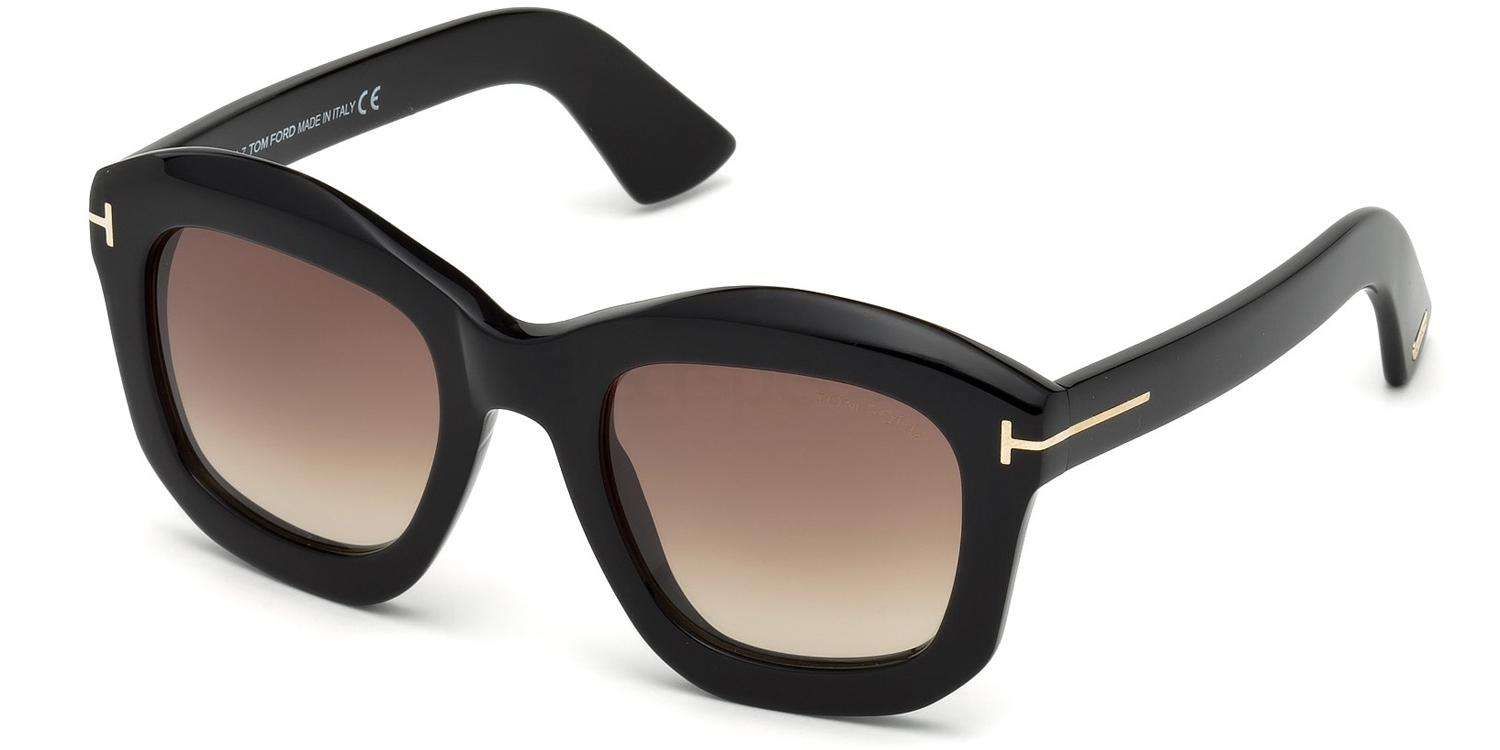 01F FT0582 Sunglasses, Tom Ford
