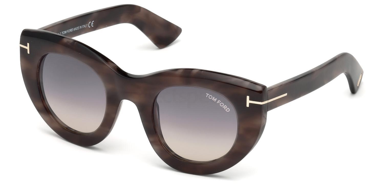 55B FT0583 Sunglasses, Tom Ford