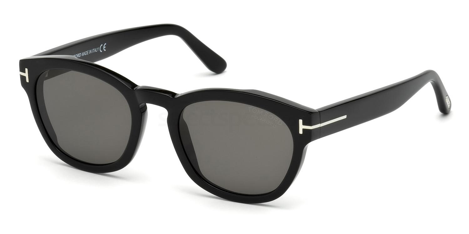01D FT0590 Sunglasses, Tom Ford