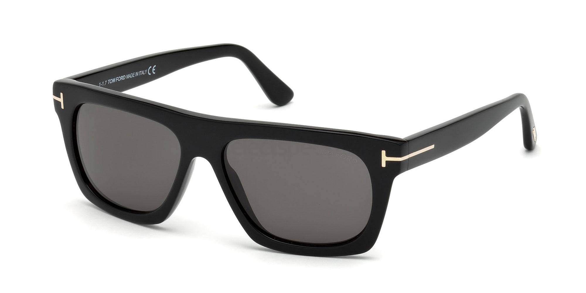 01A FT0592 Sunglasses, Tom Ford
