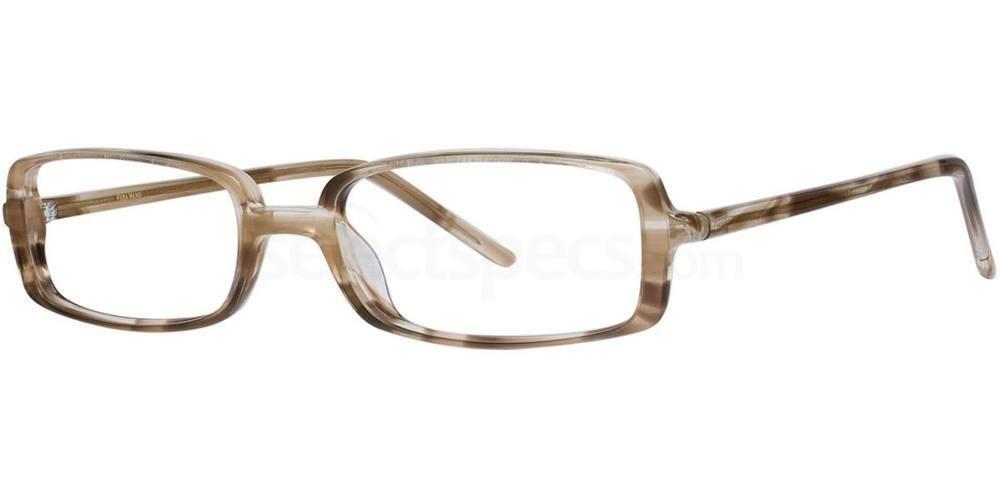 Light Demi Horn V007 Glasses, Vera Wang