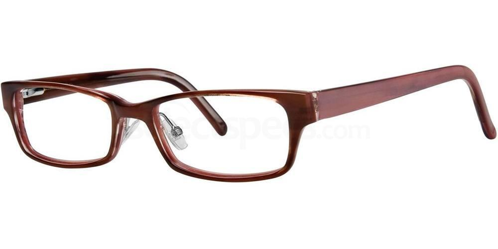 Burgundy V023 Glasses, Vera Wang