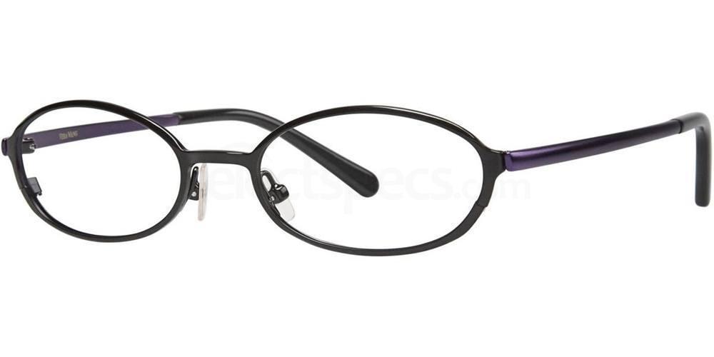 Black V026 Glasses, Vera Wang